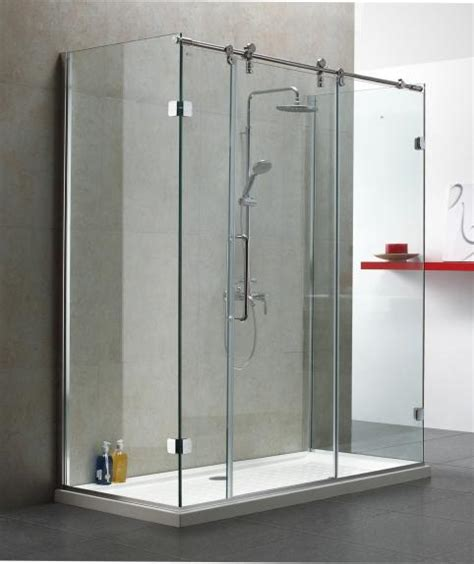 Sliding Glass Shower Door Installation Repair Va Md Dc Shower Glass Door Repair