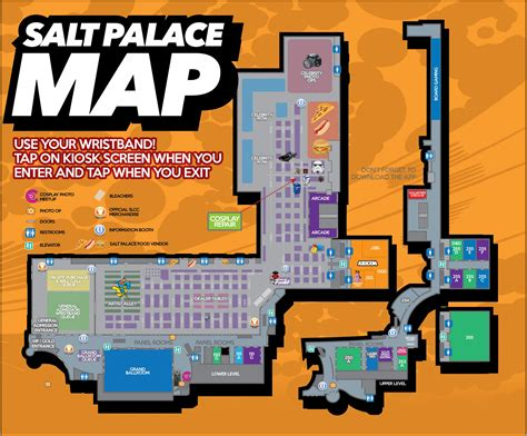salt palace convention center floor plan deseret news comic con comes to salt lake salt lake