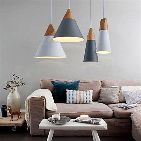 hanging lights for living room calistouk ceiling pendant lights l e27 hanging l