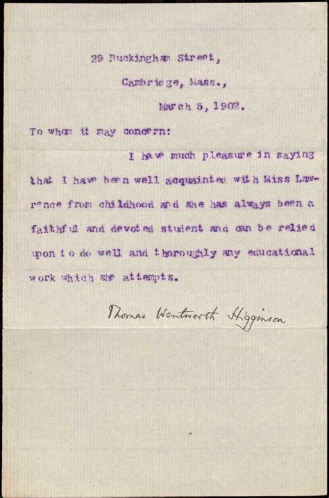 Writings of Thomas Wentworth Higginson, 1865 1910: March 5