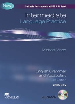 libro language practice new edition language practice intermediate student s book key pack 3rd edition