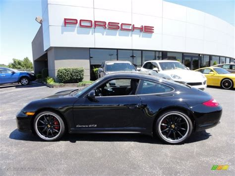 porsche 911 gts black black 2012 porsche 911 gts coupe exterior photo