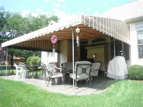 sail canopies and awnings patio awnings and canopies