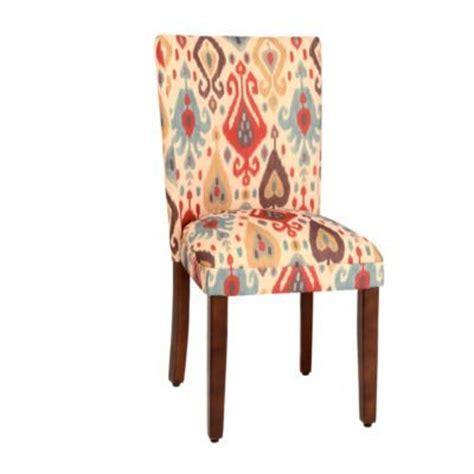 ikat armchair ikat parsons chair kirkland s home ideas pinterest
