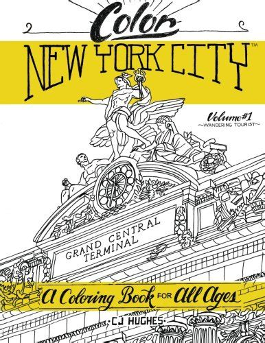 susie s whimsical coloring book for all ages books color new york city volume 1 wandering tourist a