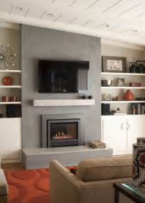 Fireplace Finishes fireplace remodel stucco or wonderboard