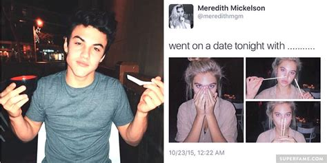 ethan dolan secretly dated girlfriend meredith mickelson