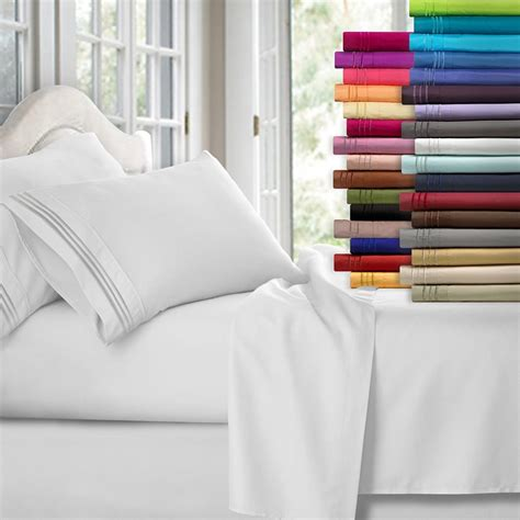 best sheets to buy on amazon 100 best bed sheets on amazon amazon com super soft