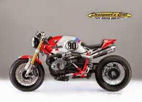 Bmw Nine T Racing Caf 232 Caf 232 Racer Concepts Bmw R Ninet Series 1