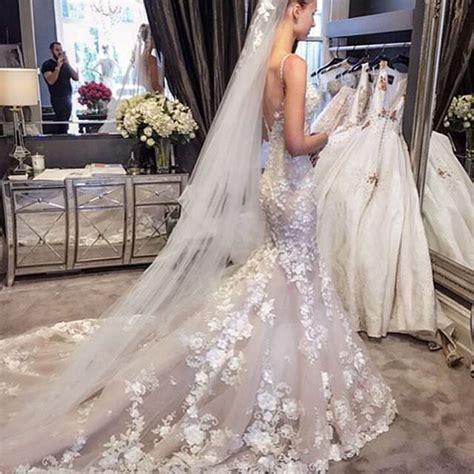 beautiful fantasy wedding dresses design trends