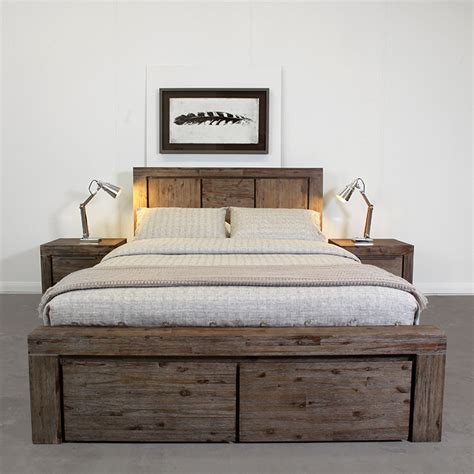 bedroom frames cube king bed frame sleeping giant