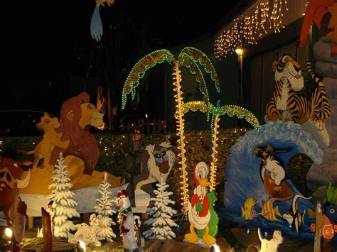 holiday lights in rohnert park ca