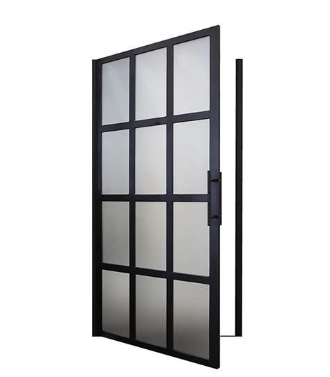 swing glass pane gridscape 174 series coastal shower doors