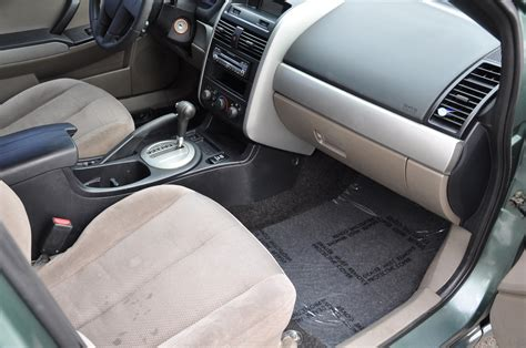 Mitsubishi Galant 2004 Interior by 2004 Mitsubishi Galant Pictures Cargurus