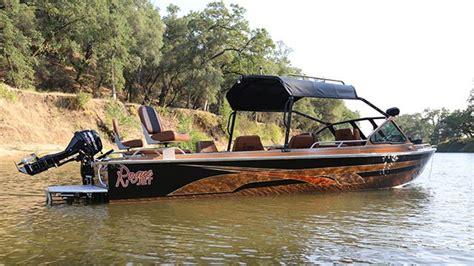 fast shallow water boats blend of power versatility comfort beauty