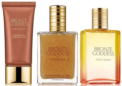 Bronze Goddess Summer 2007 Color Collection by Estee Lauder Bronze Goddess Summer 2015 Collection
