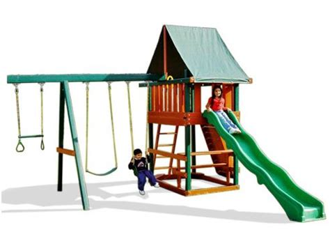 leisure time products swing set instructions how to build a diy playground playset