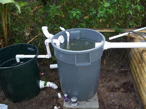 outdoor pond filter outdoor pond filter and settling tank garden