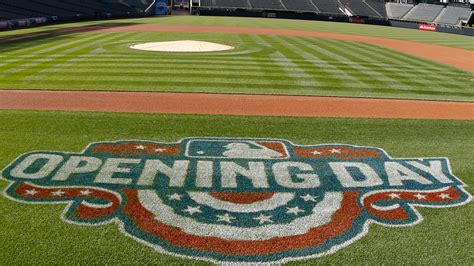 3 mlb opening day on sunday mlb