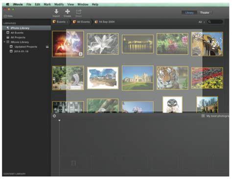 imovie tutorial for slideshow 4 ways to create halloween photo slideshow leawo