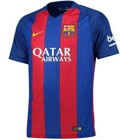 Baju Kaos Jersey Bola Barcelona Home 2016 17 Original Player Issue 1 jersey barcelona home 2017 nike jual jersey barcelona