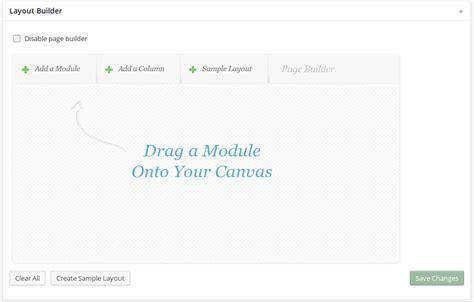 wordpress layout builder tutorial elegantbuilder layout builder wilwebs