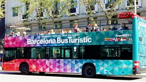 barcelona hop on hop off barcelona 2018 things to do in barcelona when it s