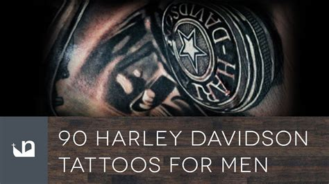 fresh tattoos for men unique harley davidson tattoos harley davidson motorcycles