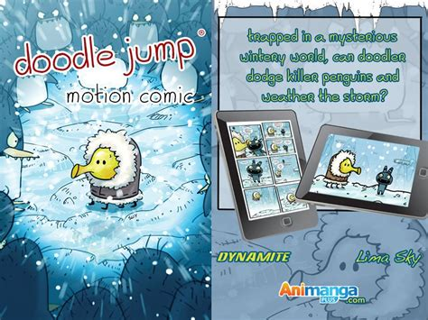 doodle jump comics 1 doodle jump motion comics android apps on play