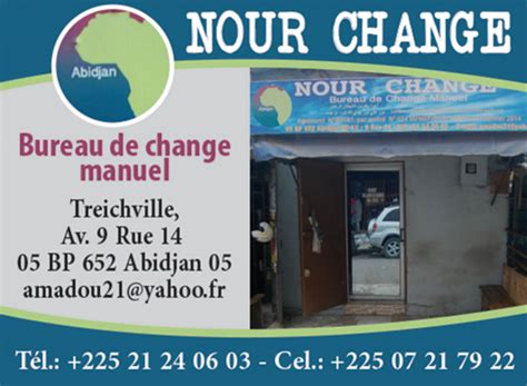 nour change bureaux de change