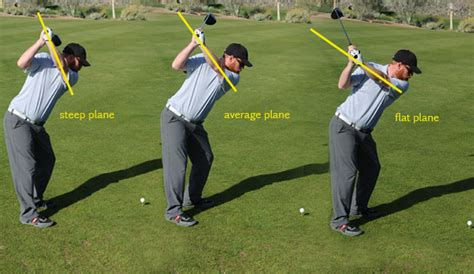 steep golf swing what length is right for you callahan custom golf