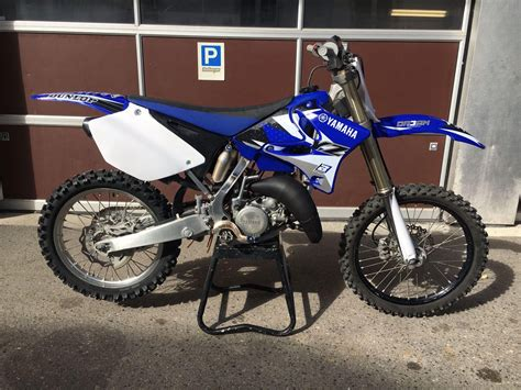 Cross Motorrad Zu Verkaufen by Motorrad Occasion Kaufen Yamaha Cross Yz 125 Moto