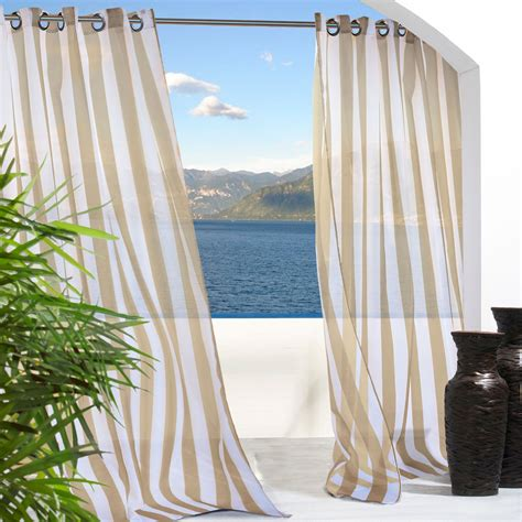 khaki and white striped curtains blue and white curtains navy walls white curtains shop