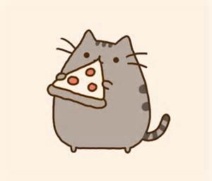 pizza cuteness pusheen serious eats