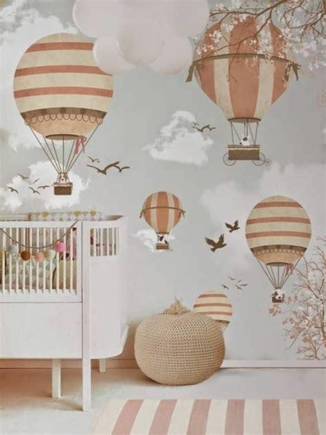 Wandgestaltung Tapete by Niedliche Babyzimmer Wandgestaltung Inspirierende