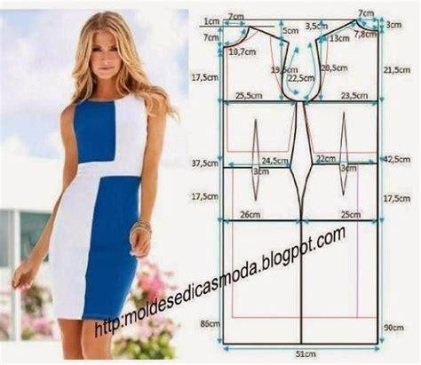 moldes corte costura gratis moldes para vestido tubinho para corte e costura pra