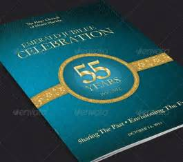 best photos of church anniversary program cover design