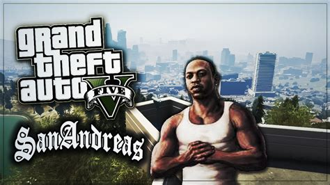 grand theft auto v trailer youtube grand theft auto san andreas trailer gta 5 remake