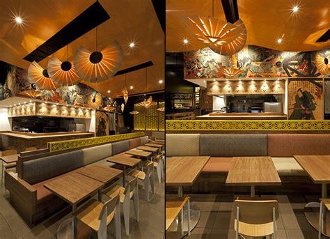 web design cafe sydney musashi izakaya restaurant by vie studio sydney