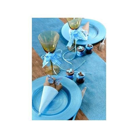 chemin de table intisse chemin de table intiss 233 uni couleur 10 m achat chemin de table