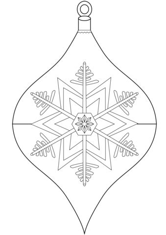 printable christmas decorations to colour ornament coloring page free printable coloring pages