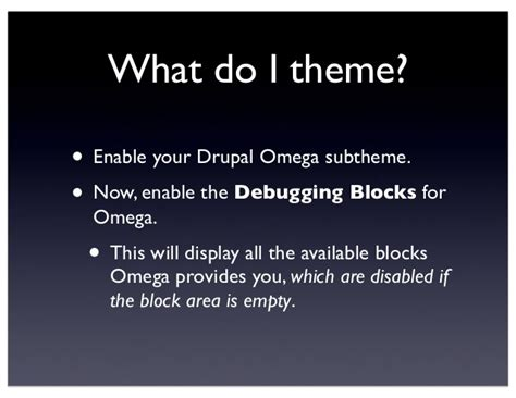 theme drupal omega drupal 7 theming with omega