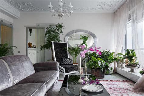 Design Wallpaper Klasik | design interior mewah apartment klasik modern desain