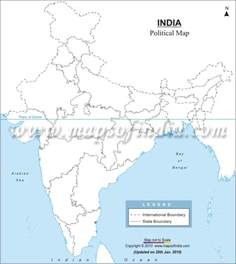 Political Map Of India by Gallery For Gt India Political Map Outline With Tropic Of