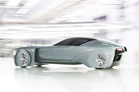 rolls royce vision 100 rolls royce vision 100 concept previews the future of