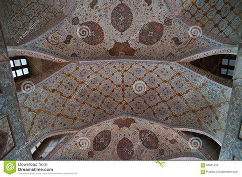 Schöne Decke by Sch 246 Ne Decke Ali Qapu Palace In Isfahan Der Iran