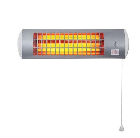 lade al quarzo per riscaldamento stufa firefly al quarzo con montatura a parete lada