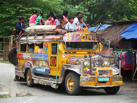 philippine jeep that strange feeling jeepneys and jeepney stuffs about