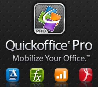 quickoffice apk quickoffice pro office pdf 5 7 327 apk