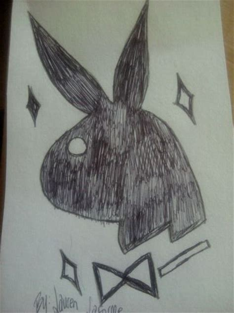 playboy bunny tattoos designs bunny design by lauriepoosie on deviantart